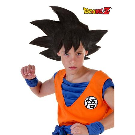 Child Goku Wig - Goku Wig
