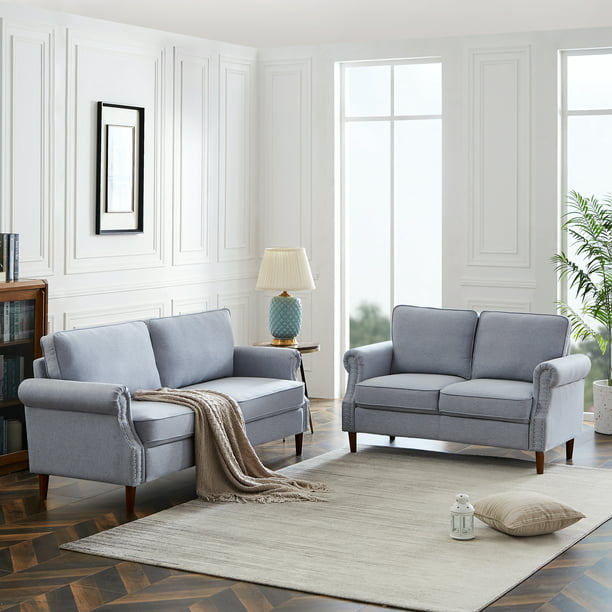 Living Room Sectional Sofa Couch Set, Sofa Dining Room Sets