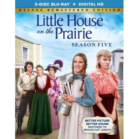 Little House On The Prairie  Season Five  Widescreen