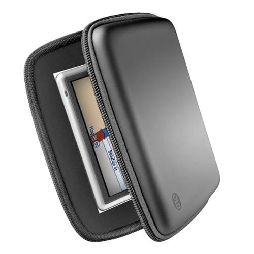 LaCie Porsche Design P'9223 USB 3.0 1TB External Hard Drive + Digital Lifestyle Outfitters GPS Travel Case + Accessory Kit