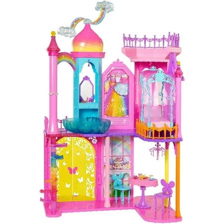 Barbie Diamond Castle (Barbie Rainbow Cove Princess Castle)
