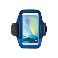 Belkin Sport-Fit Armband - Arm pack for cell phone - neoprene - for Samsung Galaxy S6
