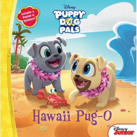 Puppy Dog Pals Hawaii Pug O