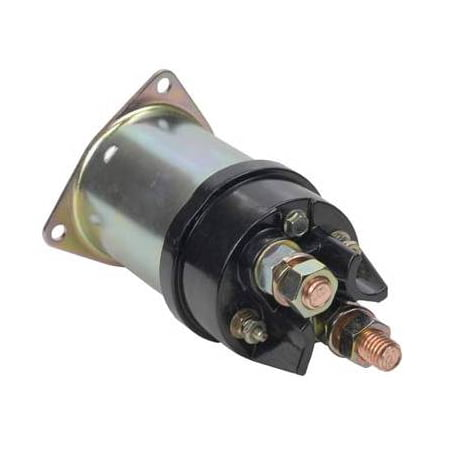 NEW 24V STARTER SOLENOID FITS CATERPILLAR TOOL CARRIER IT14B CAT 3114 CUMMINS DIESEL 7T-0258 7X-1955