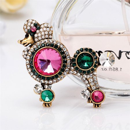 Charming Vintage Pin Brooch Pins Exquisite Collar For Women Dance AL355-A - image 2 de 8