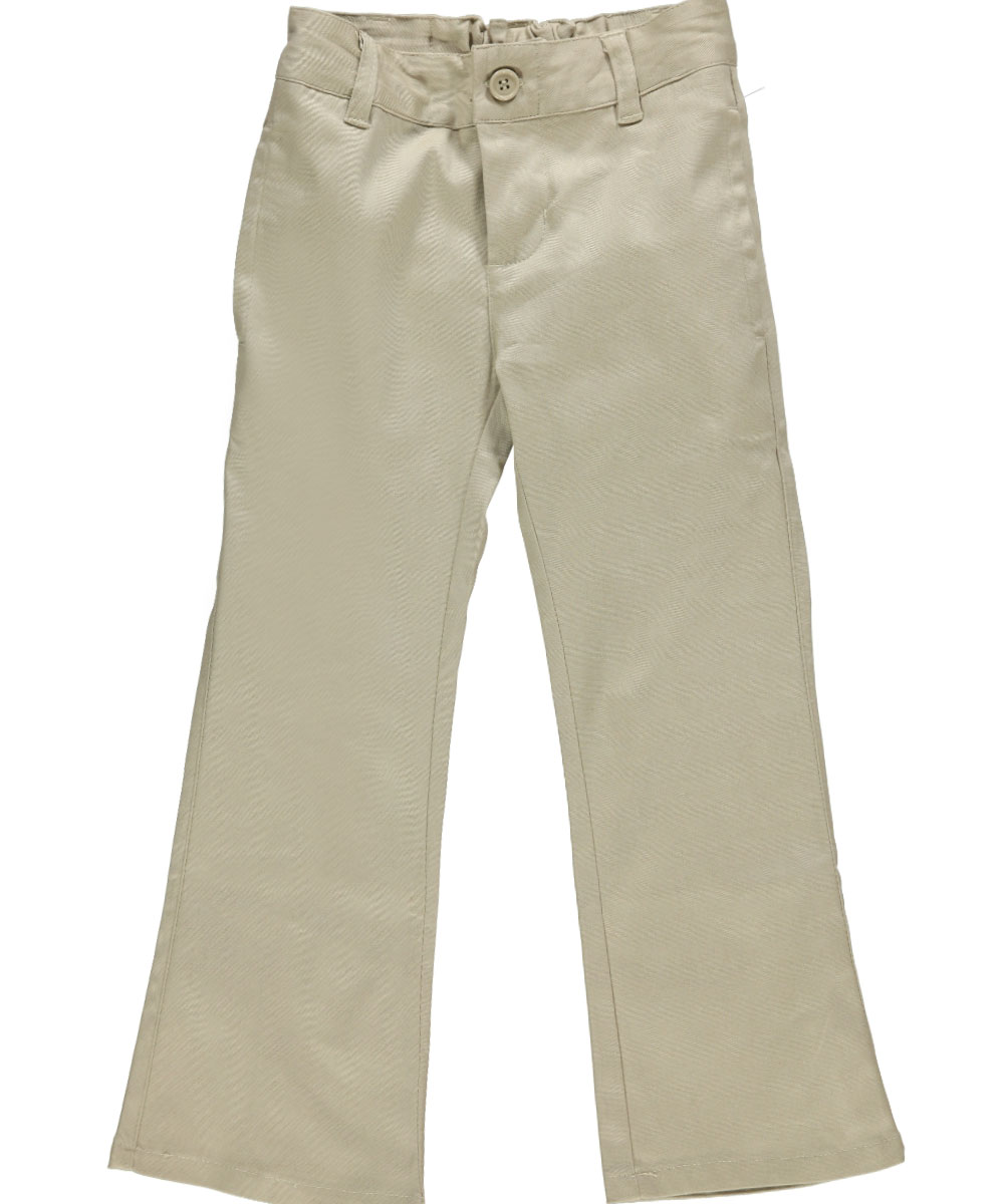 Denice Little Girls' Stretch Uniform Pants (Sizes 4 - 6X)