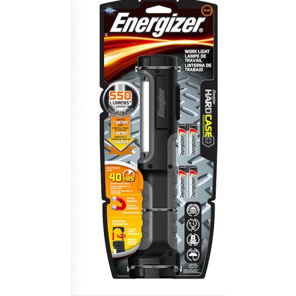 Energizer HARDCASE PROFESSIONAL Work Light LED Flashlight