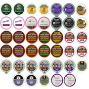 40-count Bold and Dark Roast Coffee Single Serve Cups For Keurig K Cup Brewers Variety Pack Sampler (Bold Sampler)