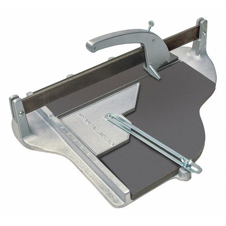 """Superior Tile Cutter Inc. And Tools 16"""" x 21-1/2"""",Tile Cutter, Manual, Gray, ST007"""