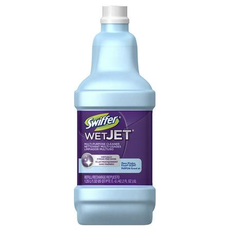 Swiffer Wetjet Multi Purpose Floor Cleaner Solution Refill