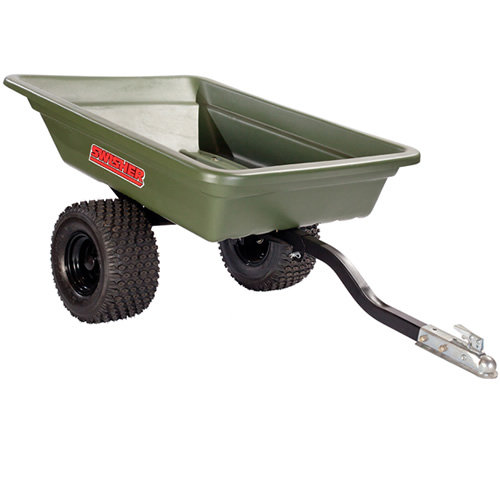 Swisher 12008A 20 Cubic Foot Poly ATV Dump Cart