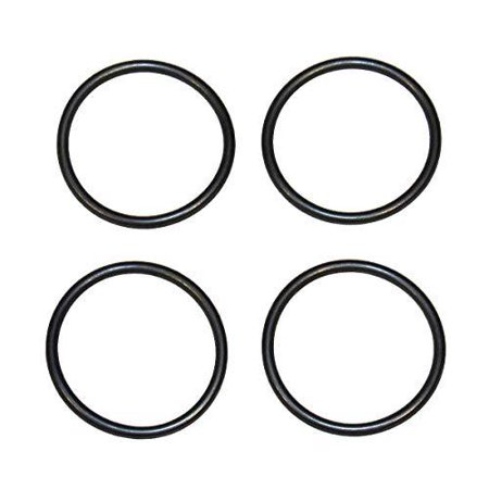 Coated Replacement (OutdoorGearPlace (4 Pack) Remington O-Ring Replacement Barrel Seals [OEM Graphite Coated] (Model 1100 12 GA, 11-87 12)