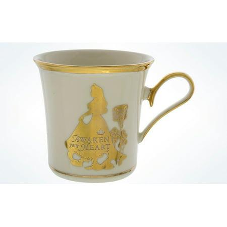 - Disney Parks Princess Aurora Awaken your Heart Porcelain Mug Lenox New with Box