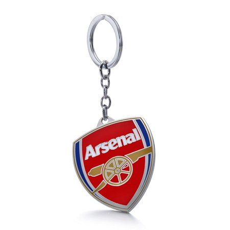 Soccer Team Football Club Logo Metal Pendant Keychain](Real Rabbit's Foot Keychain)
