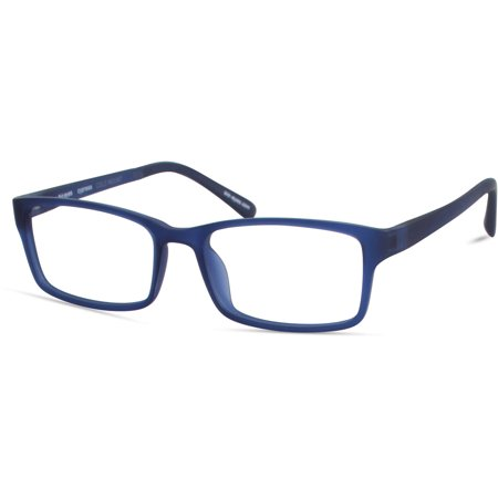 Bio Eyes Mens Prescription Glasses, BE01 LBLU CYPRESS Light Blue ...