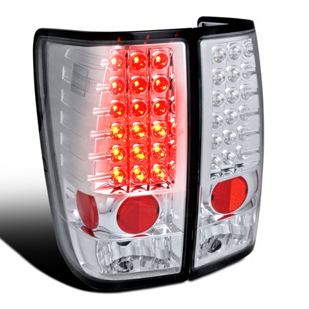 Spec D Tuning For 2004 2015 Nissan Titan Led Tail Lights