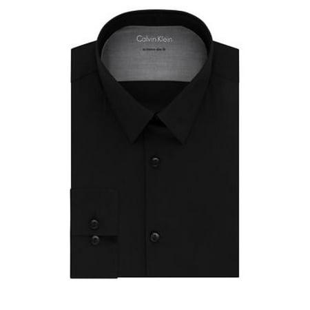 Extra-Slim Fit Solid Dress Shirt