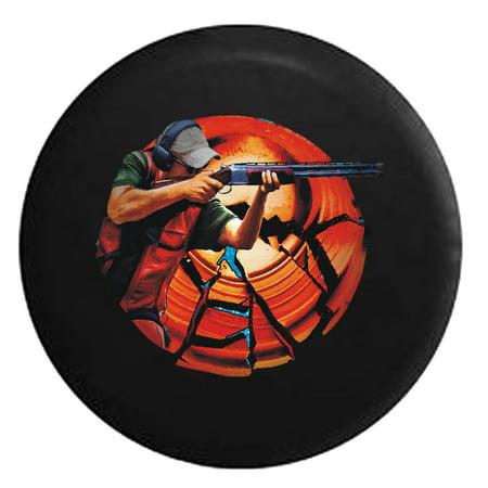 Target Clay Shooting Hunting Skeet Trap Shooting  Black 27.5 in