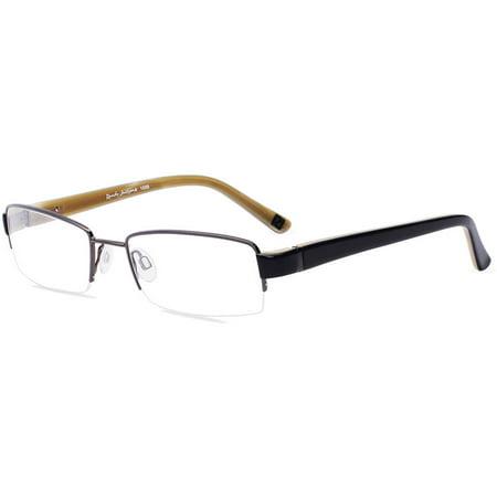 Randy Jackson Mens Prescription Glasses, 1009 Gunmetal