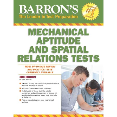 Barron's Mechanical Aptitude and Spatial Relations