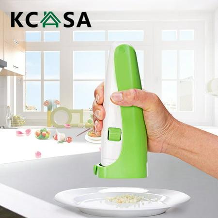 KCASA Garlic Press Ginger Garlic Cube Chopper Cutter Crusher Mincer Kitchen Tool - image 1 de 5