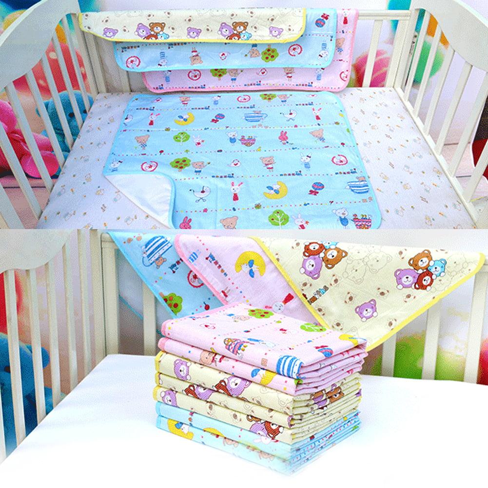 Fancyleo 1Pcs Waterproof Pad Baby, Baby Diaper Changing ...