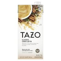 Tazo, Chai Latte Black Tea Concentrate, 32 fl oz