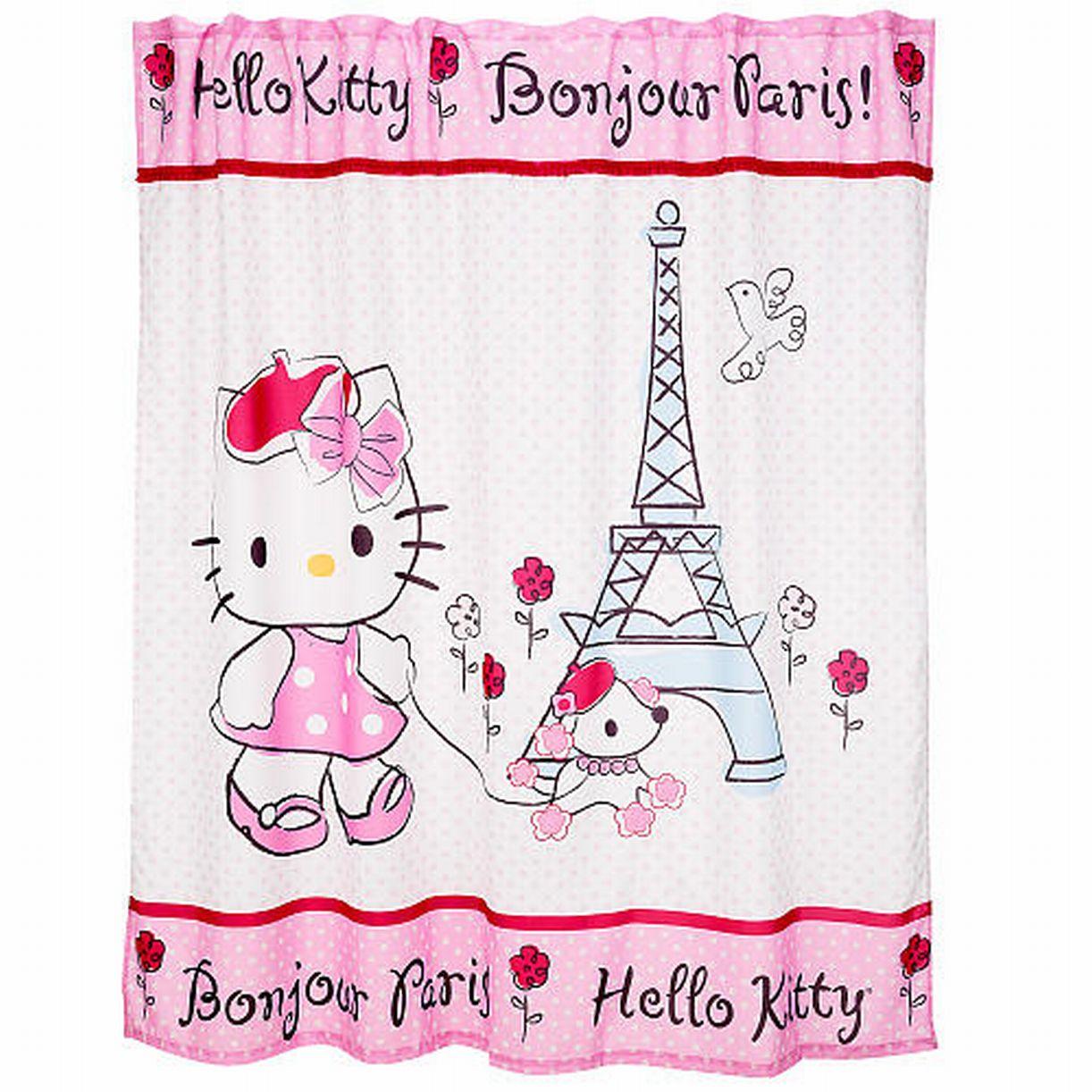 Hello Kitty Fabric Sho...