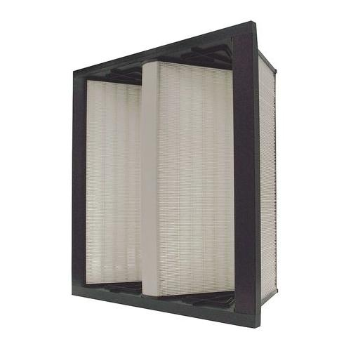 Air Handler 4DKY5 100% Synthetic Media 20x24x12 V-Bank Air Filter