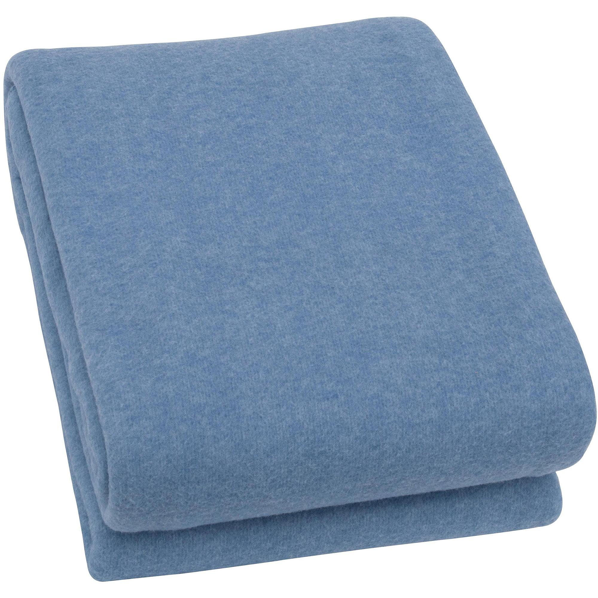 Mainstays OPP Blanket, Blue