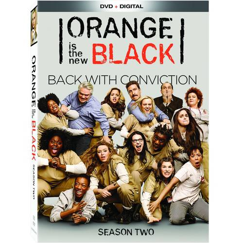 Orange Is The New Black: Season Two (DVD + Digital Copy) (Widescreen)
