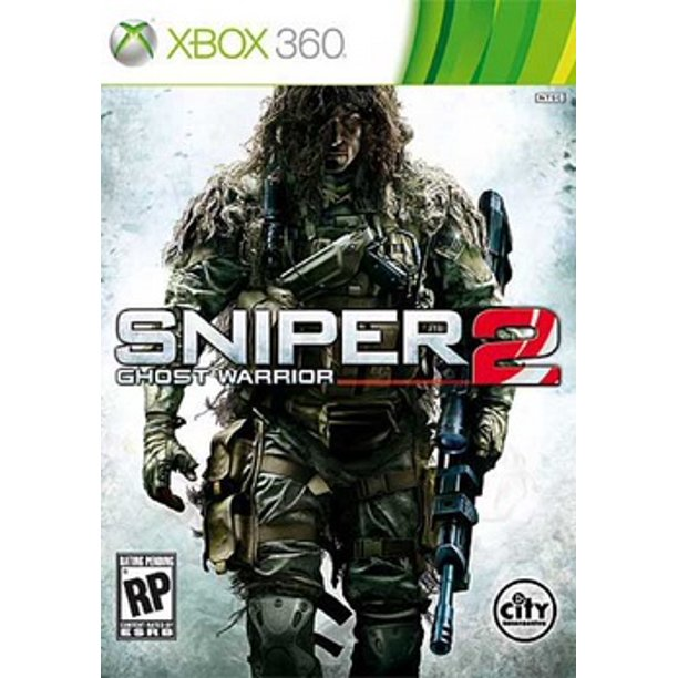 Sniper Ghost Warrior 2 (Xbox 360) City Interactive, 816293013036