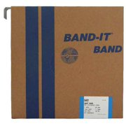 BAND-IT GRG430 Stainless Steel Band,44 mil,100 ft. L