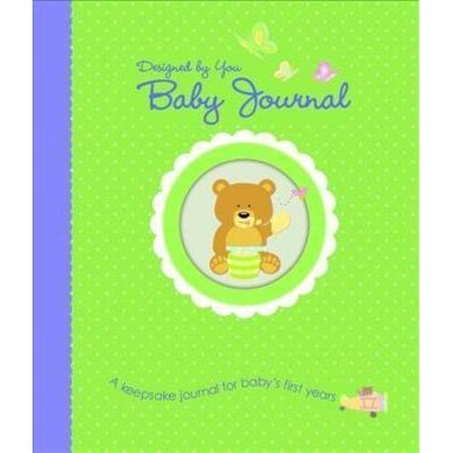Designed by You Baby Journal: A Keepsake Journal for Baby's First Years