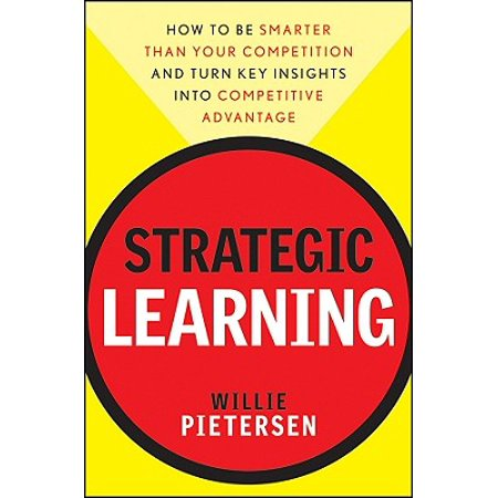 Strategic Learning : How to Be Smarter Than Your Competition and Turn Key Insights Into Competitive (Examples Of Insight Learning In Everyday Life)
