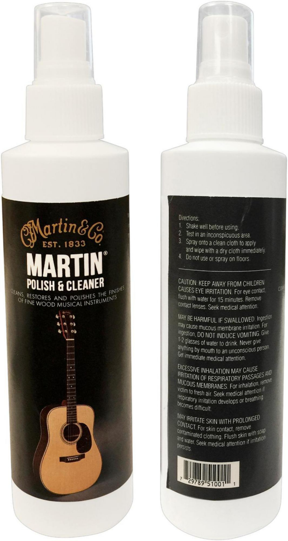 Martin Professional Guitar Polish Cleaner Kit by Martin