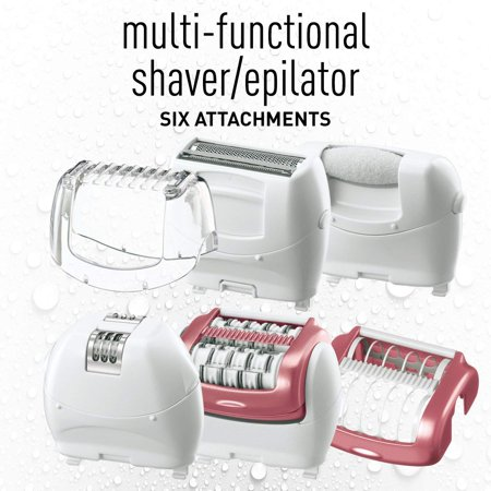 Panasonic 6-in-1 Epilator and Shaver (ES- ED90-P)-Refurbished - image 1 de 5