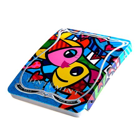 Hint Mint Limited Edition Artist Series Romeo Britto