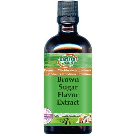 Brown Sugar Flavor Extract (1 oz, ZIN: 527325)