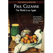 Paul Cezanne: World In An Apple Gallery Of The Masters (DVD)
