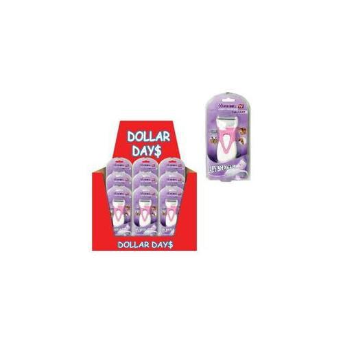 Deluxe Import Trading 51-30101 Ladies Cordless Razor - 36 Packs