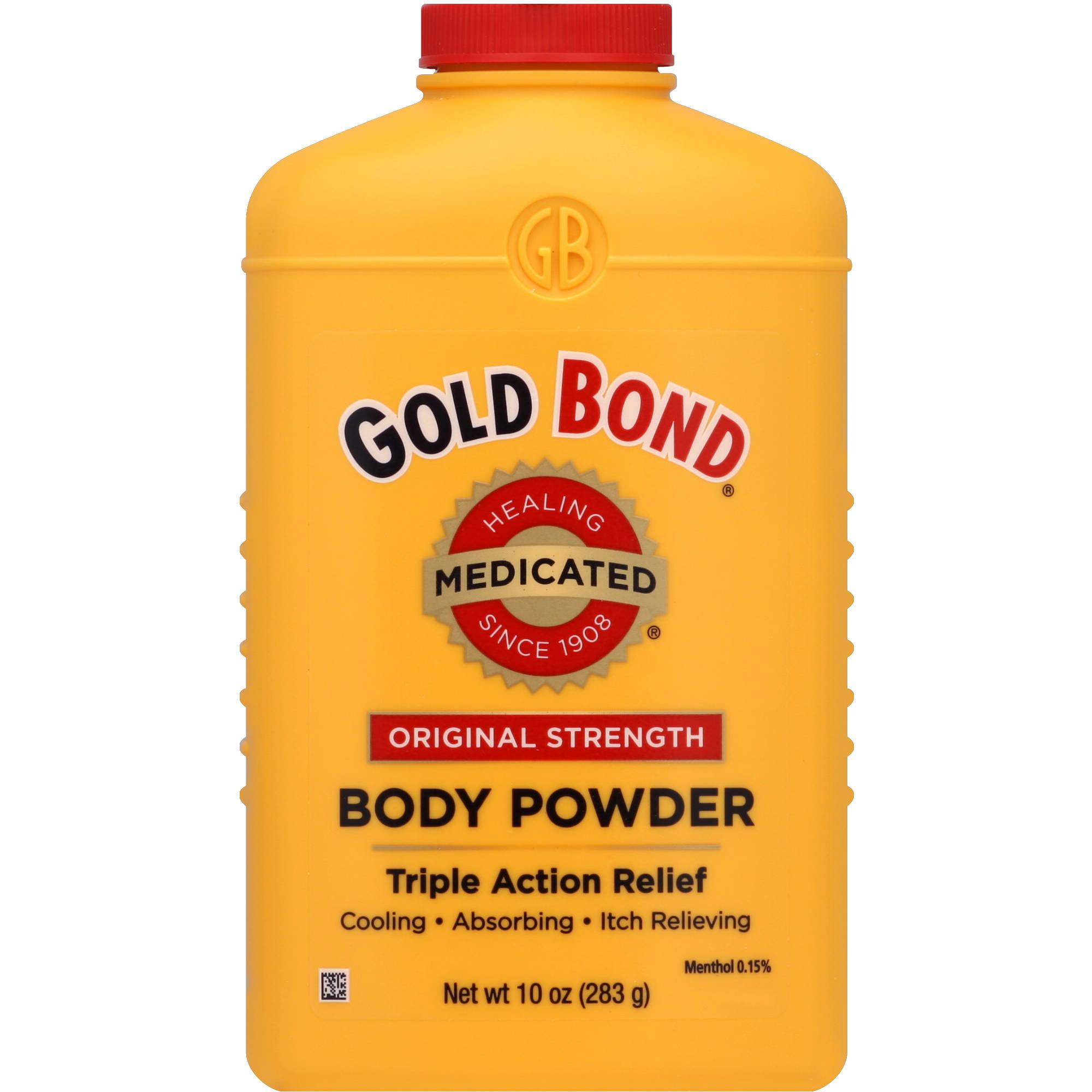 Gold Bond Original Strength Body Powder, 10 oz
