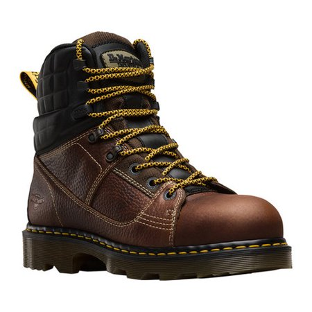 Dr. Martens Work Camber Alloy Toe 8 Tie Boot Dr Martens 8 Tie