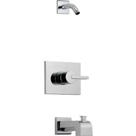 Delta Monitor Tub (Delta Vero Monitor 14 Series Tub & Shower Trim - Less Head,)
