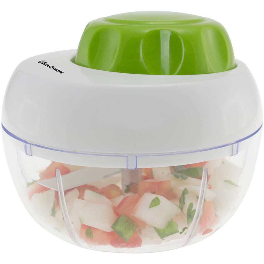 Freshware Mini Vegetable, Fruit and Nut Chopper, KT-411