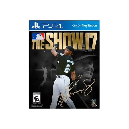 Mlb 17 The Show  Sony  Playstation 4  711719504597