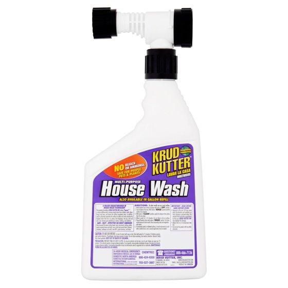 Krud Kutter Concentrated Formula Multi Purpose House Wash 32 fl oz