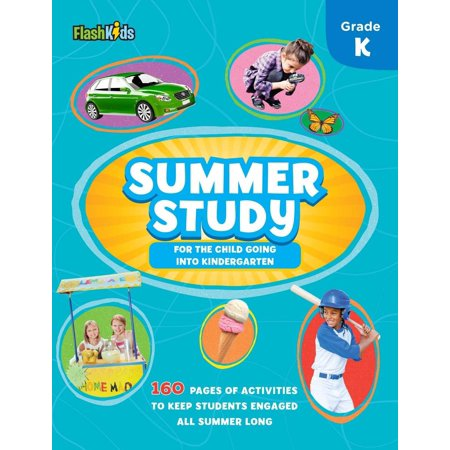 Summer Study: For the Child Going Into Kindergarten - Summer Crafts For Kids