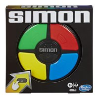 Simon Game. Electronic Memory Game for Kids Ages 8 and Up