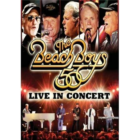 BEACH BOYS-LIVE IN CONCERT-50TH ANNIVERSARY TOUR (DVD)
